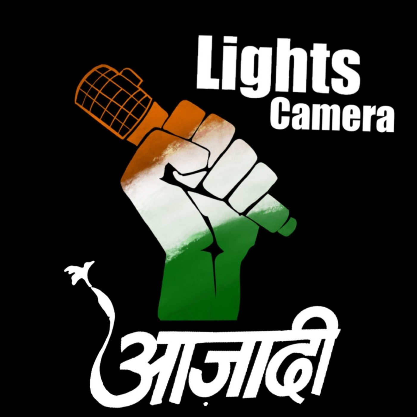 Lights Camera Azadi